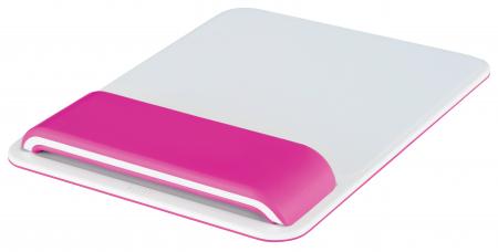 Mousepad Leitz Ergo WOW cu suport incheietura, roz [0]