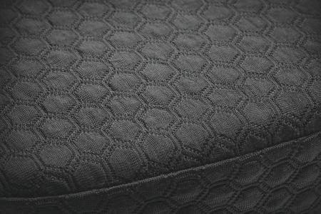 Pernuta scaun Kensington, spuma cu memorie, gel pentru racire, negru4