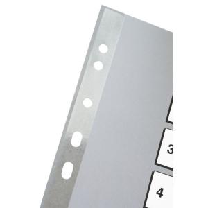 Separator Esselte plastic A-Z, A43