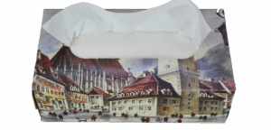 Servetele faciale cutie, 150 buc./cutie, Kiwi New Edition1