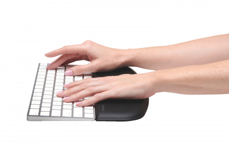 Suport incheietura pt tastatura Kensington ErgoSoft, slim, negru [6]