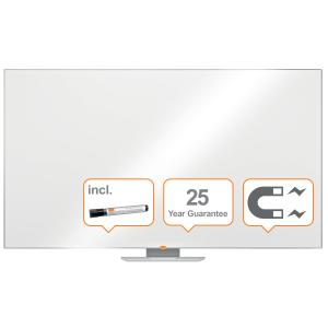 """Tabla NOBO Impression Pro Widescreen 85"""" magnetica din otel3"""