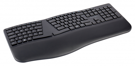 Tastatura Kensington ProFit Ergo, suport incheietura mainii, wireless, negru2