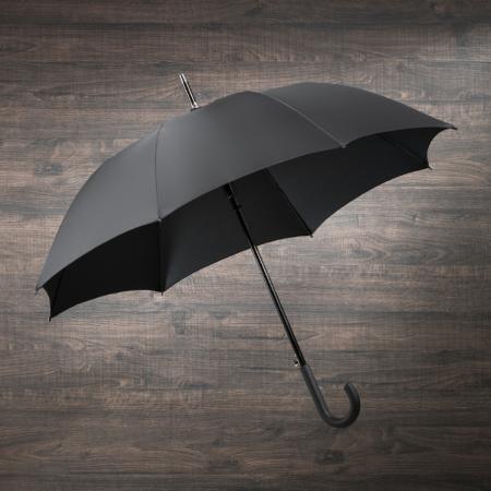 Umbrela automata business Colorissimo Oxford, negru [2]