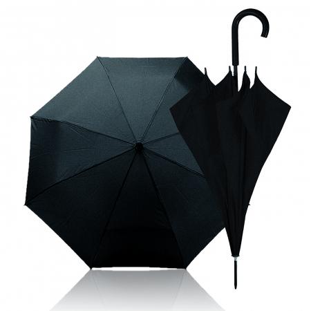Umbrela automata business Colorissimo Oxford, negru [1]