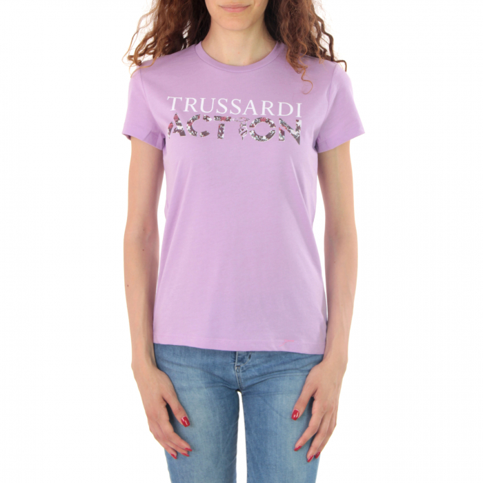 PACK 8-TRUSSARDI T-SHIRT WOMAN 0