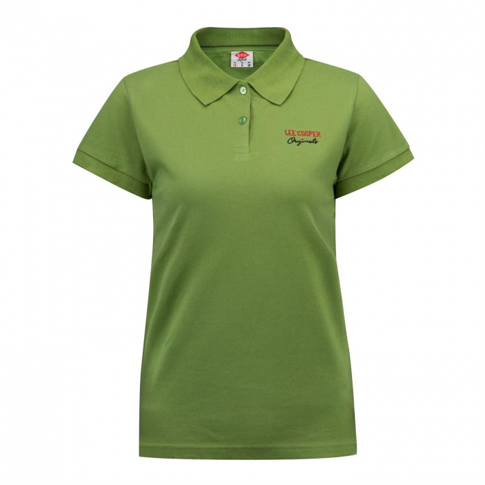 PACK 6-Lee cooper women's polo shirts 0