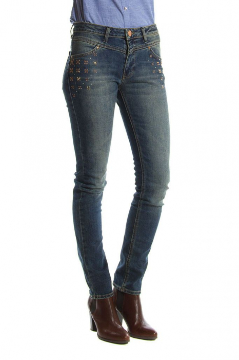 PACK 10 CARRERA-JEANS STRETCH STYLE 752 0