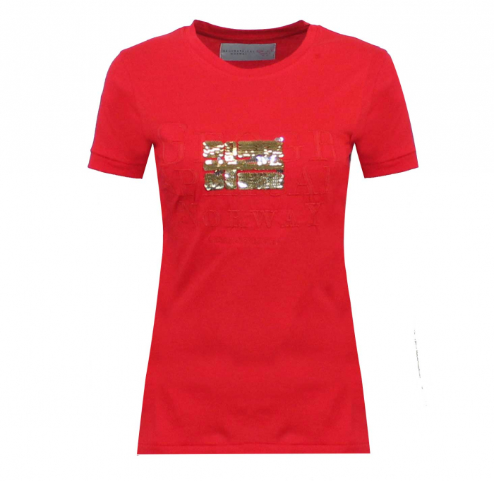 PACK 30 T-SHIRT'S JASSY SS LADY 100 1