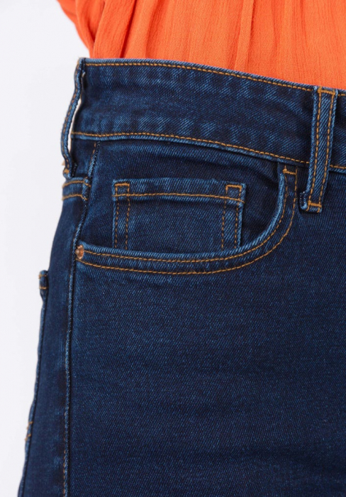 PACK 10 TIFFOSI Jeans women Amy 19 Straight Fit Cintura Alta 5