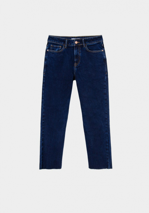 PACK 10 TIFFOSI Jeans women Amy 19 Straight Fit Cintura Alta 0