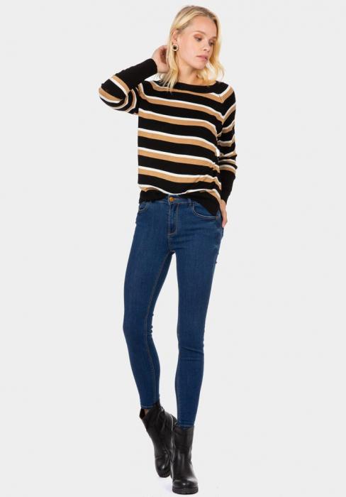 PACK 10 TIFFOSI Women Jeans Body Curve 47 Skinny Cintura Alta 2