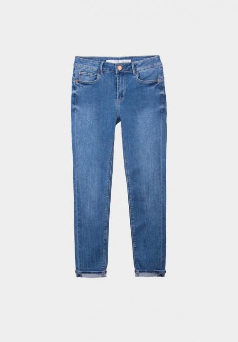 PACK 10 TIFFOSI Women Jeans Body Curve 48 Skinny Cintura Alta - TIFFOSI 0