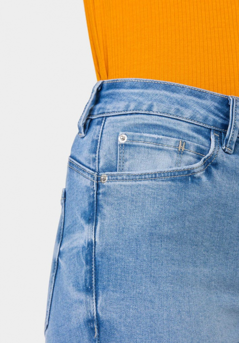 PACK 10 TIFFOSI Women Jeans Body Curve 49 Skinny Cintura Alta 4