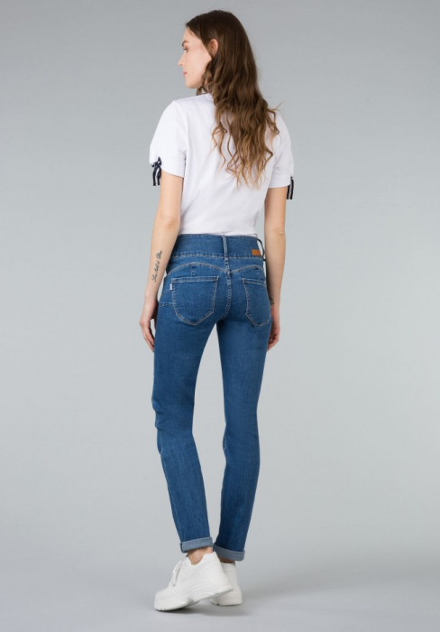 PACK 10 TIFFOSI Women  Jeans Double-up 226 Slim 2