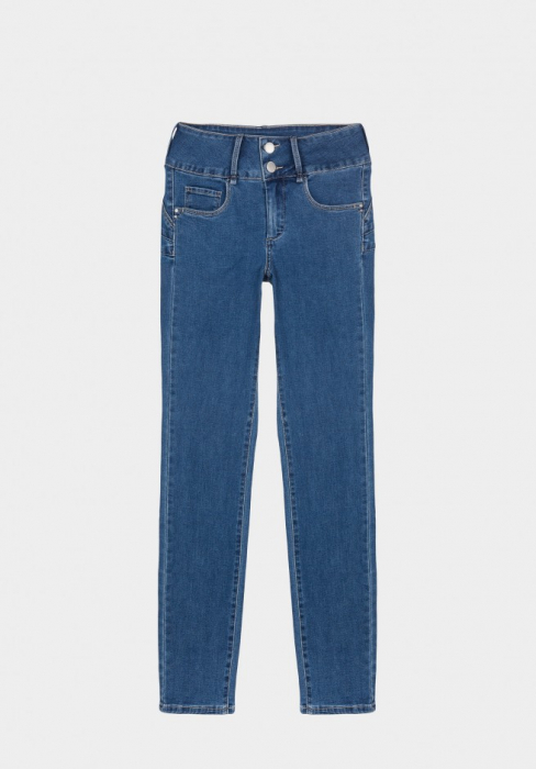 PACK 10 TIFFOSI Women  Jeans Double-up 226 Slim 0