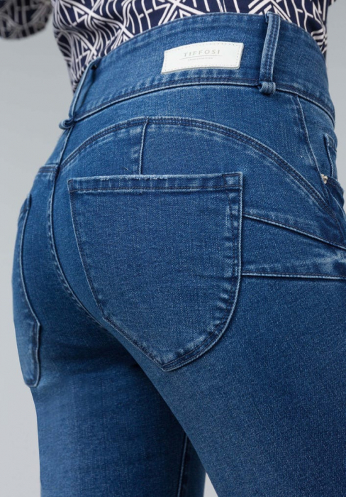 PACK 10 TIFFOSI Jeans women DOUBLE_UP_238 Skinny 4