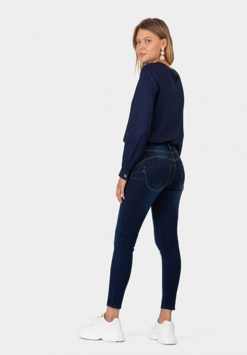 PACK 10 TIFFOSI Women Jeans Double-up 254 Skinny 3