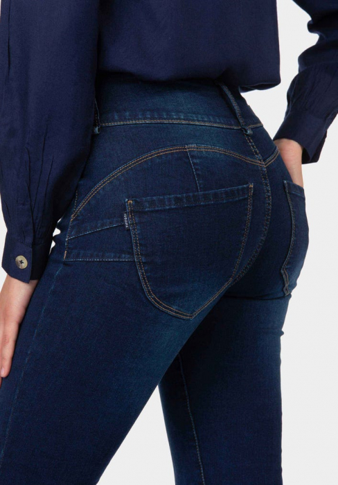 PACK 10 TIFFOSI Women Jeans Double-up 254 Skinny 5