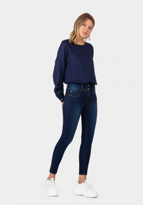 PACK 10 TIFFOSI Women Jeans Double-up 254 Skinny 4
