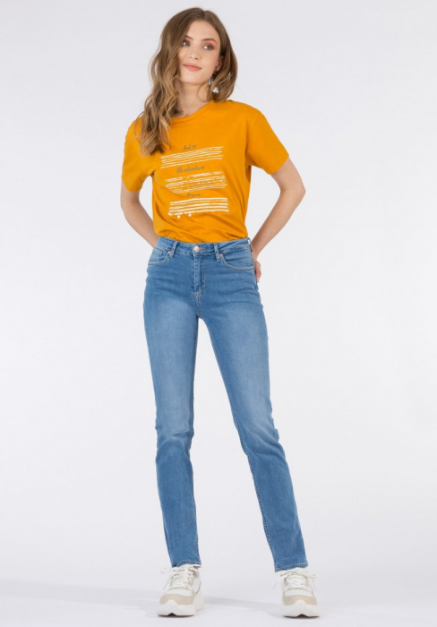 PACK 10 TIFFOSI Jeans women Jennifer 15 Slim Fit cintura alta 1