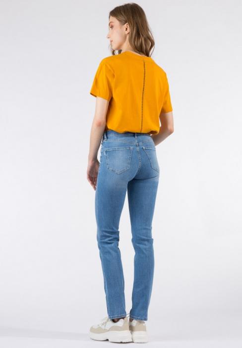 PACK 10 TIFFOSI Jeans women Jennifer 15 Slim Fit cintura alta 2