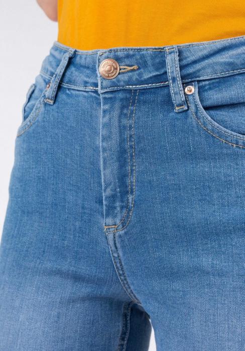 PACK 10 TIFFOSI Jeans women Jennifer 15 Slim Fit cintura alta 3