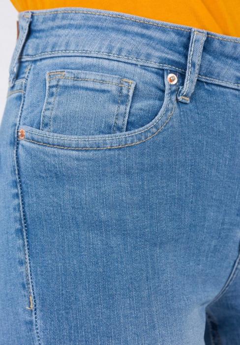 PACK 10 TIFFOSI Jeans women Jennifer 15 Slim Fit cintura alta 4