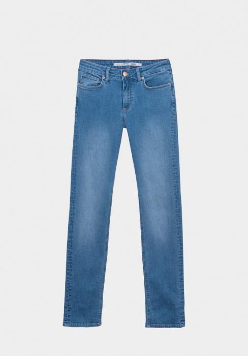 PACK 10 TIFFOSI Jeans women Jennifer 15 Slim Fit cintura alta 0