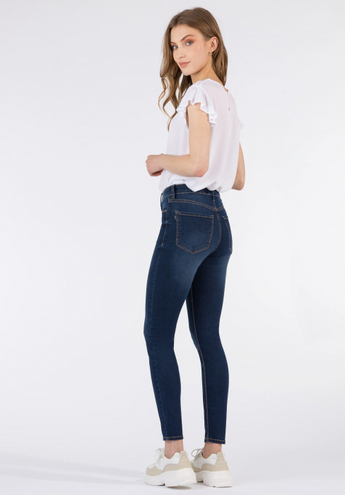 PACK 10 TIFFOSI Jeans women JODIE_174 Skinny Cintura Alta 1
