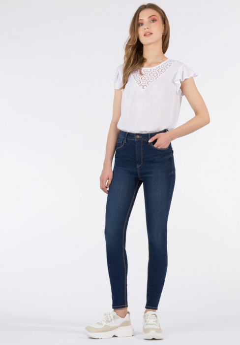 PACK 10 TIFFOSI Jeans women JODIE_174 Skinny Cintura Alta 2
