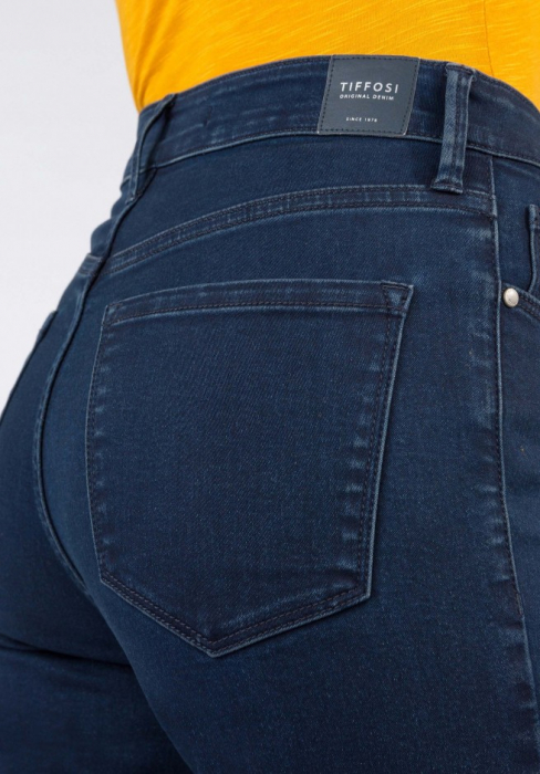 PACK 10 TIFFOSI Jeans women JODIE_180 Skinny Cintura Alta 3