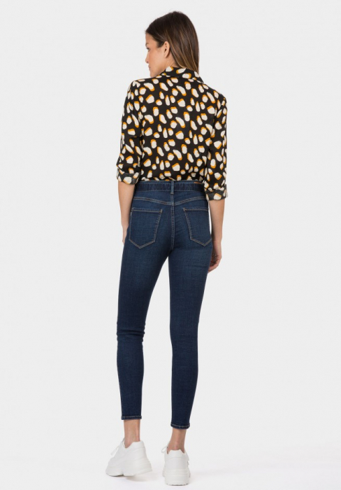 PACK 10 TIFFOSI Jeans women  Jodie 198 Skinny Cintura Alta 2