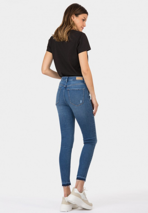 PACK 10 TIFFOSI Jeans women  Jodie 199 Skinny Cintura Alta 3