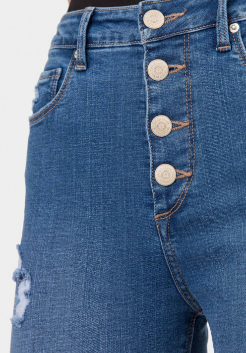 PACK 10 TIFFOSI Jeans women  Jodie 199 Skinny Cintura Alta 4