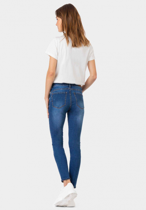 PACK 10 TIFFOSI Women Jeans Light push up 108 Skinny 2