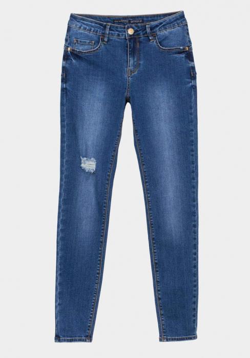 PACK 10 TIFFOSI Women Jeans Light push up 108 Skinny 0