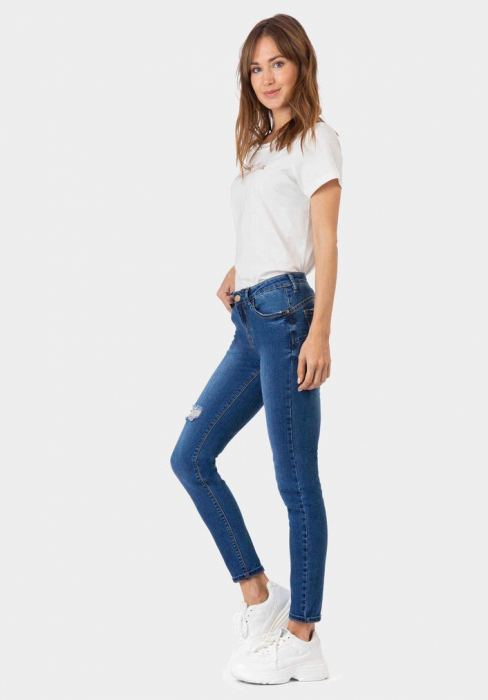 PACK 10 TIFFOSI Women Jeans Light push up 108 Skinny 1