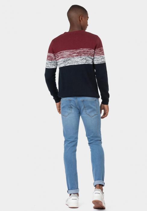PACK 10 TIFFOSI Jeans man Liam_137 Super Slim 1
