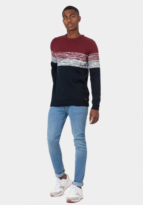 PACK 10 TIFFOSI Jeans man Liam_137 Super Slim 3