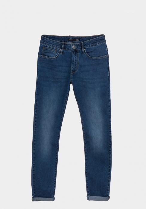 PACK 10 TIFFOSI Jeans man Liam_145 Super Slim 0