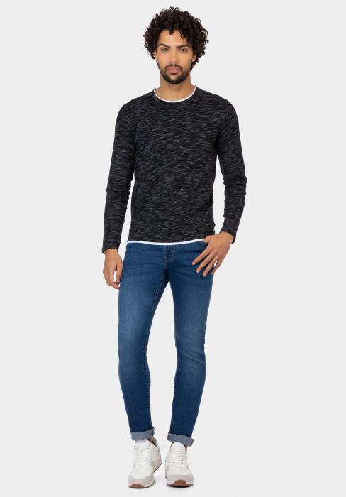 PACK 10 TIFFOSI Jeans man Liam_145 Super Slim 1