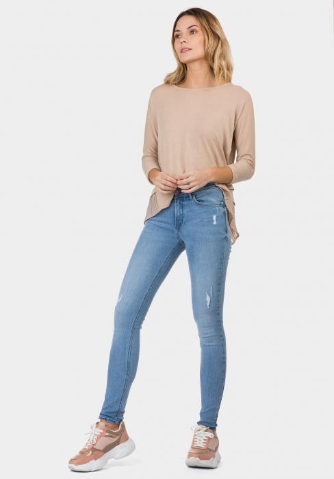 PACK 10 TIFFOSI Women Jeans Nicky 456 Skinny Cintura Média 1