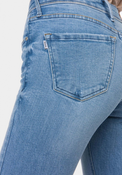 PACK 10 TIFFOSI Women Jeans Nicky 456 Skinny Cintura Média 4