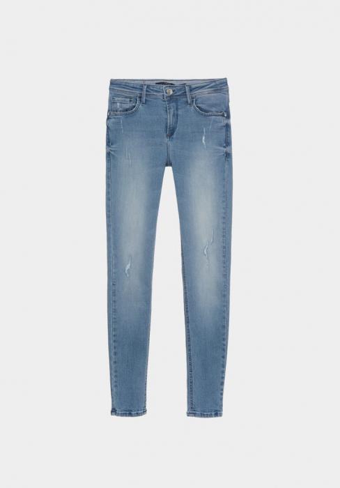 PACK 10 TIFFOSI Women Jeans Nicky 456 Skinny Cintura Média 0