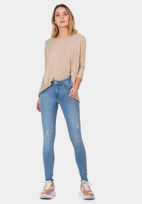 PACK 10 TIFFOSI Women Jeans Nicky 456 Skinny Cintura Média 3