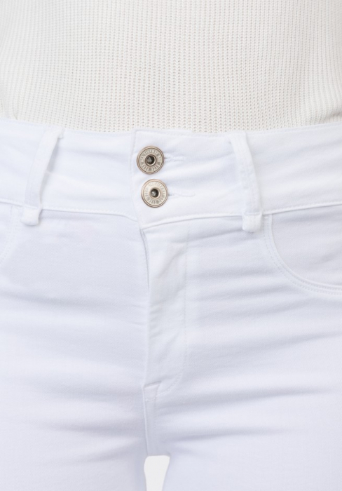 PACK 10 Jeans One Size Double-up 36 Skinny Cintura Alta 4