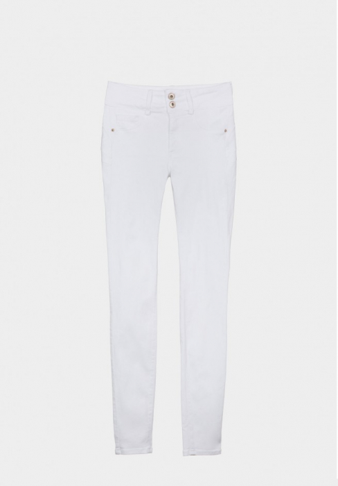 PACK 10 Jeans One Size Double-up 36 Skinny Cintura Alta 0
