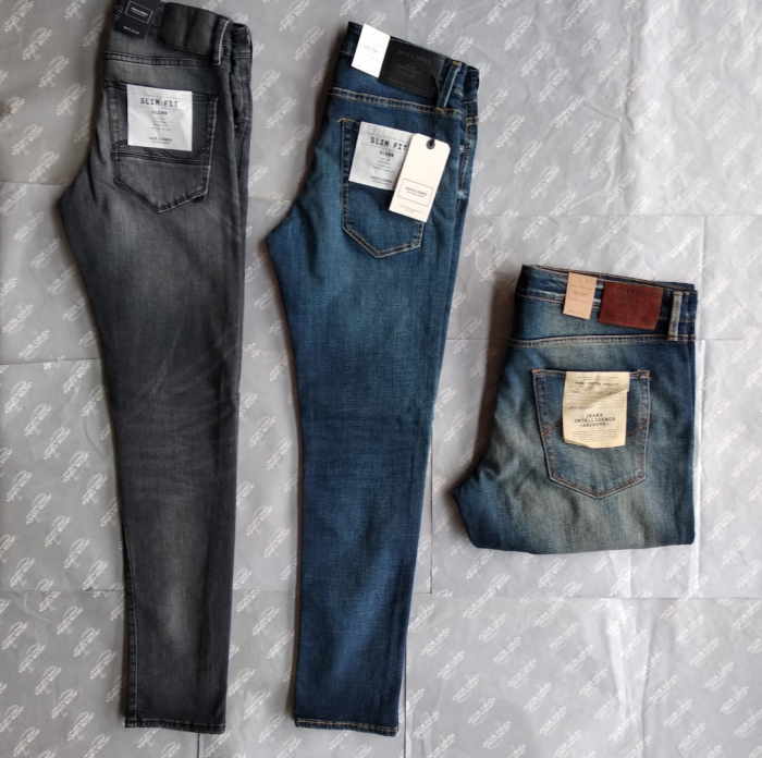 STOCK 50 pcs.jeans mix Jack&Jones 2