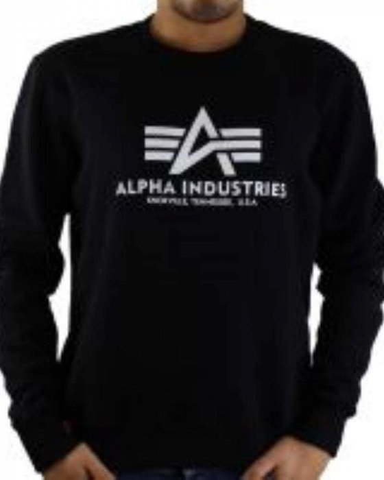 PACK 10 Alpha Industries Men's Sweatshirts 2